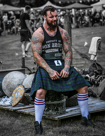 Thomas Graham - Scottish Powerlifter