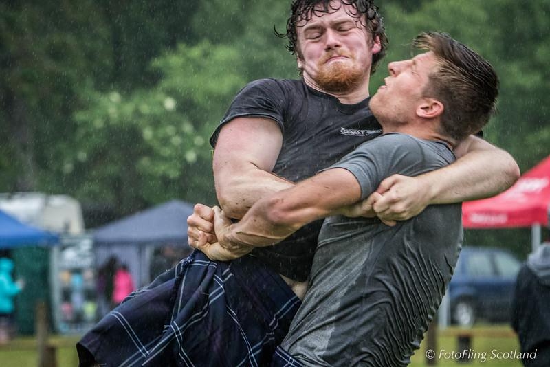 Strong Grip!  Max Freyne & Ryan Dolan