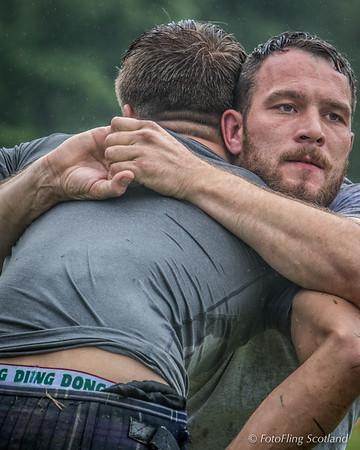 Backhold Wrestlers: Frazer Hirsch & Ryan Dolan