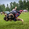 Flying Wrestlers