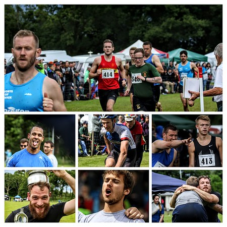 Luss Highland Games 2016 Collage