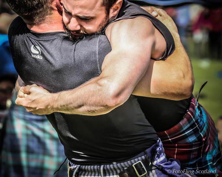Backhold Wrestling: Paul Craig & Frazer Hirsch