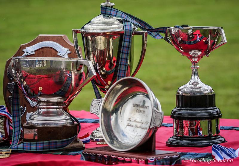 Cups, Quaichs and Sheilds