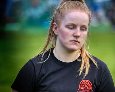 Heather Neilson - Backhold Wrestler