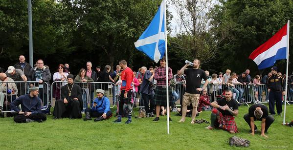 Highland Warrior Challenge - Participants & Spectators