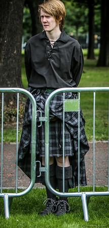 Traditional Highlander