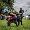 Highland Warrior Challenge: Sword Fencing