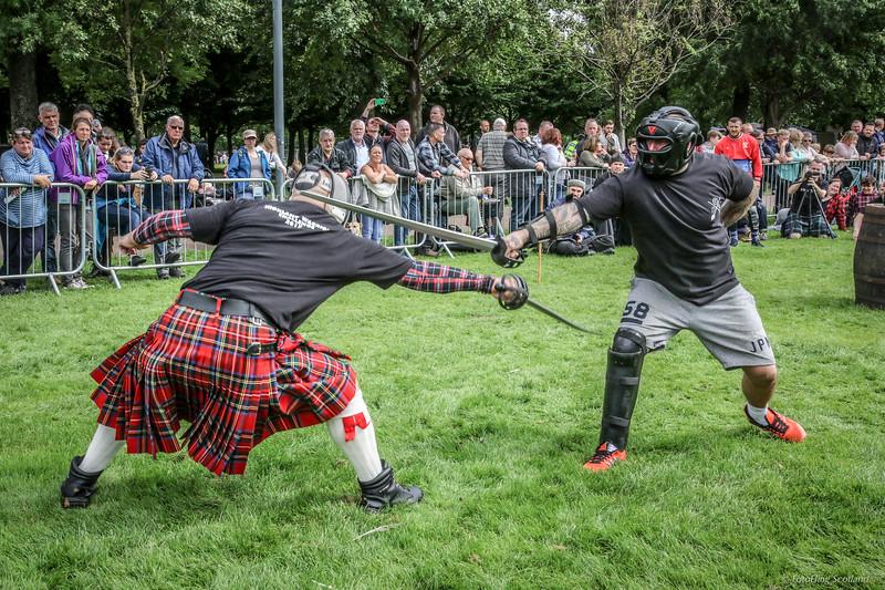 Worlds Highlander Championships & Highland Warrior Challenge 2017
