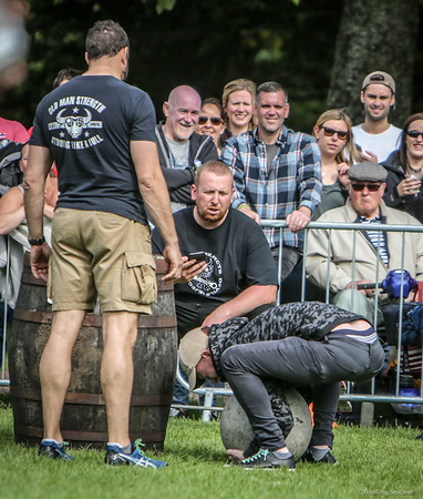 Stone Lifting Competition