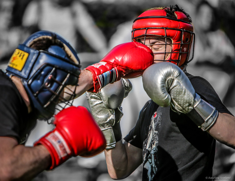 Highland Warrior Challenge: Boxing