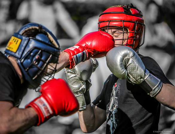 Highland Warrior Challenge: Boxing