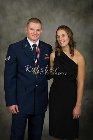 Scott AFB ALS Graduation Class 14-G