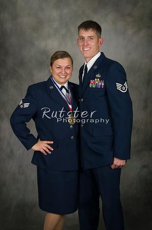 Scott AFB ALS Graduation Class 15-A