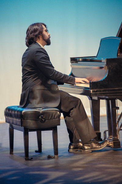 Scott Carr, Jr.  Senior Recital, Eastern University