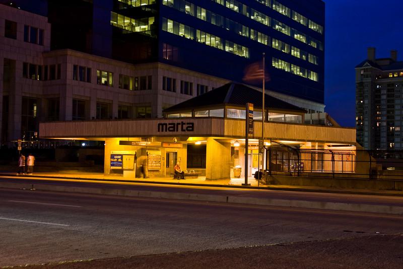 Buckhead Marta Station