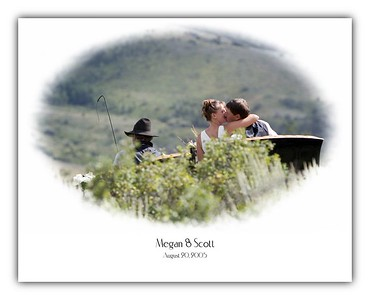 Scott & Megan's Wedding