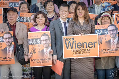 Scott Wiener Press Conference | 10.19.16