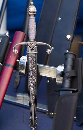 Scottish dagger or saber or knife 9261