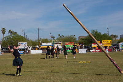 Pole toss 9253