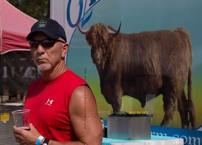 guy & bison 9191
