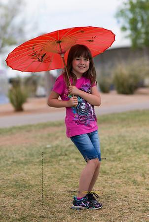 Katie umbrella A9123