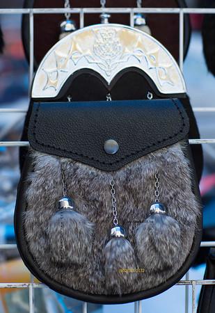 Kilt purse 9256