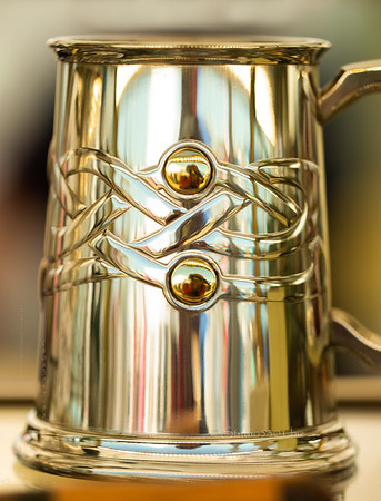 Mug metallic scottis 6501