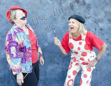 Karen& Karol Face painters 6672