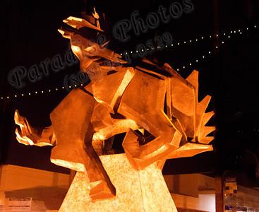 Scottsdale Horse rider 101812 6969