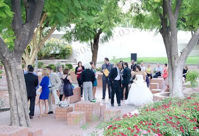 Bride's reception  Kelby 6820