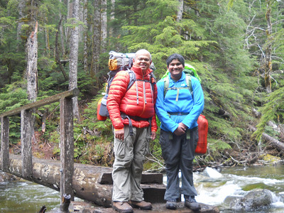 Barclay Lake Backpacking
