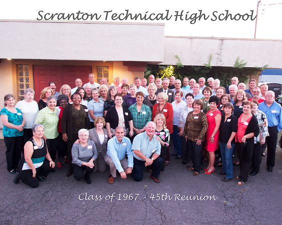 Scranton Tech 45th Reunion