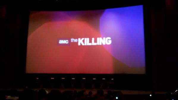 """""""The Killing"""" - 5/8/12"""