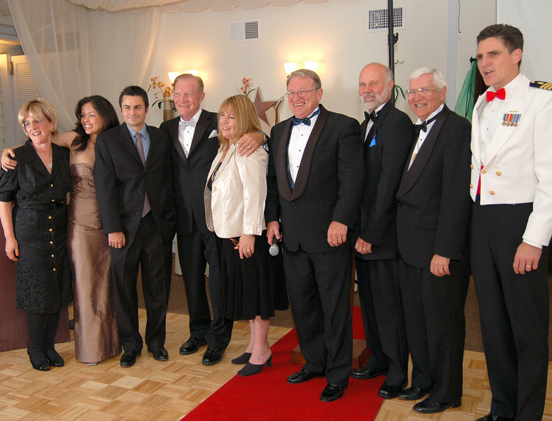 Scripps ER Oscars Party 2008 - by Ron Cook Photography