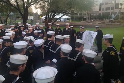 Sea Cadet Arizona - Pearl Harbor Day 2013
