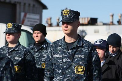 Sea Cadet Highlights 2012