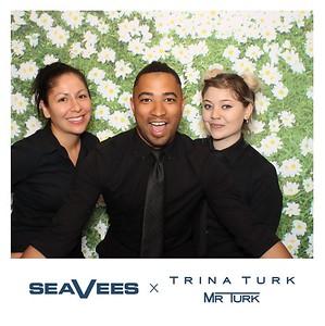 SeaVees x Trina Turk + Mr Turk