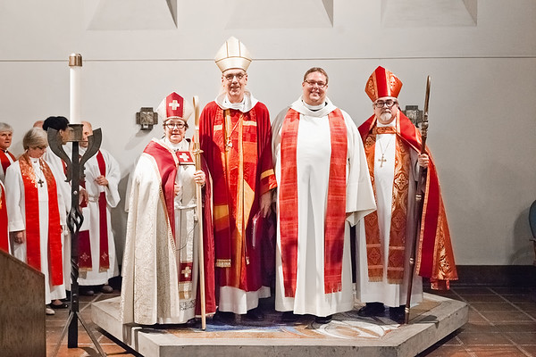 Sean Lanigan Ordination