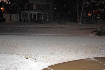 Snow in Georgia 2010