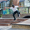 Seattle Center Skateboard Park :