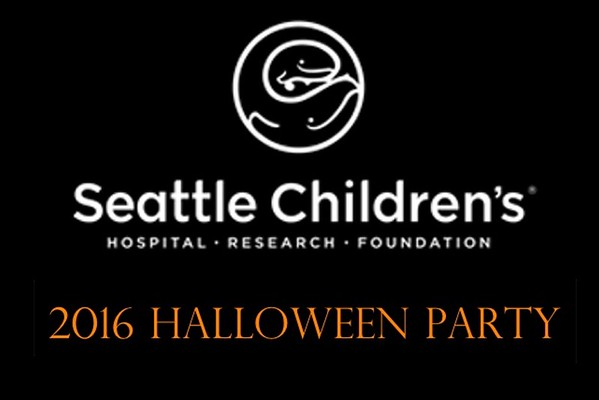 Seattle Children's Research Institute Halloween 2016