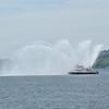 Fireboat demonstration