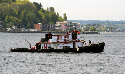 Seattle Maritime Festival - May 2011