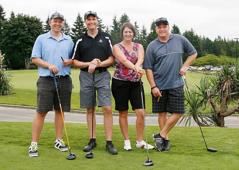 SMBA Golf 2012 Foursomes-18e