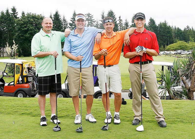 SMBA Golf 2012 Foursomes-2e