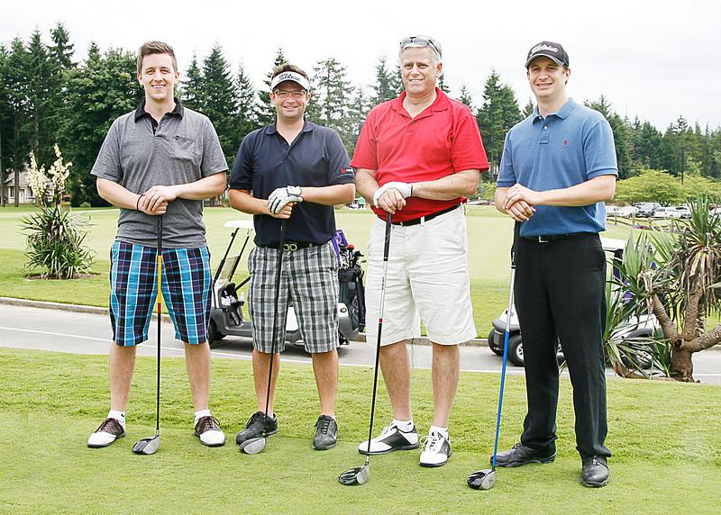 SMBA Golf 2012 Foursomes-12e