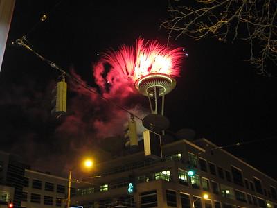 Seattle NYE 2012