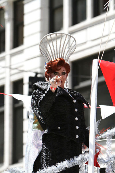 Seattle Gay Pride Parade 2011