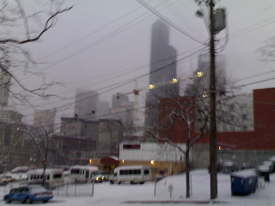 Seattle Snowstorms