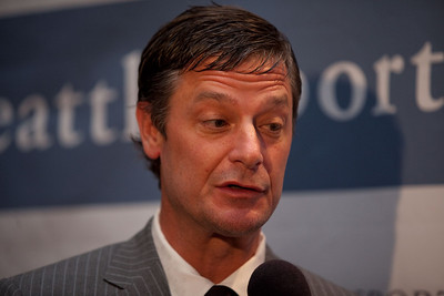 Jamie Moyer - Seattle Sports Star of the Year Banquet 2010